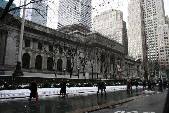 뉴욕 공립도서관